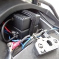GPS Module on top of Junction box